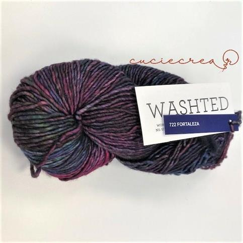 WASHTED    FORTALEZA      gr100 mt192   MALABRIGO